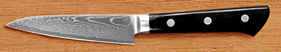 4 inch Ryusen paring knife from the Japanese Woodworking Tools web site